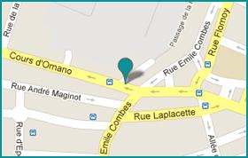 Garage Cloutour - Saint Augustin Centre 7 cours d´Ornano - 33700 MERIGNAC